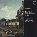 Bach: Orchestral Suites 2 & 4 (CD)