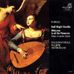 Purcell: Odes for St Celia's Day (CD)