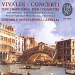 Vivaldi: Concertos for Two Mandolins (CD)