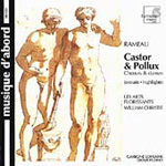 Rameau: Castor & Pollux - Highlights (CD)
