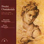 Shostakovich: Suite on Verses by Michelangelo (CD)