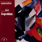 Zograbian: Boomerang Games; Narcisse; Parable; Quartet No. 1; Ritual; Serenade (CD)