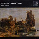 Sibelius; Verdi: String Quartets (CD)
