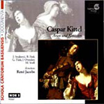 Kittel: Arias & Cantatas (CD)