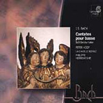 Bach: Cantatas for Solo Bass, BWV56, 82, 158 (CD)
