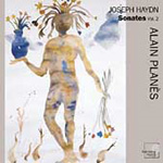 Haydn: Piano Sonatas, Vol II (CD)