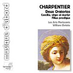 Charpentier: (2) Oratorios (CD)
