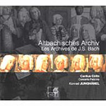 The Archive of the Elder Bachs (CD)