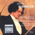 Rubinstein: Complete Works for Cello & Piano (CD)