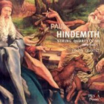 Hindemith: String Quartets (CD)