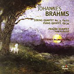 Brahms: Piano Quintet; String Quartet No 3 (SACD)