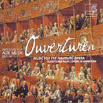 Overtures for the Hamburg Opera (CD)