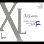 XL - Choral Works for 40 Voices (SACD)