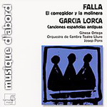 Falla; García Lorca: Vocal Works (CD)