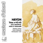 Haydn: Keyboard Trios, Vol 5 (CD)