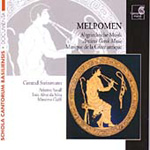 Melpomen - Ancient Greek Music for an Athenian Symposium (CD)