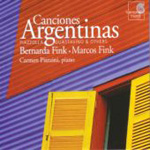 Canciones Argentinas (CD)