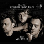 Brahms: Complete Piano Trios (CD)
