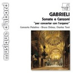 Gabrieli, G: Sonate e Canzoni (CD)