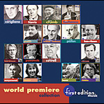 Modern World Premiere Collection (CD)