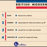 British Modern, Vol 1 (CD)