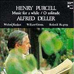 Purcell: Music for a while (CD)