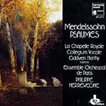 Mendelssohn: Psalms; Ave Maria (CD)