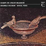 Chants de L'Eglise Milanaise (CD)