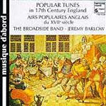 Popular 17th Century English Tunes (CD)