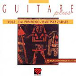 Guitar Music of Latin America for guitar duo (CD)