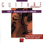 Music for Guitar and Cello (CD)
