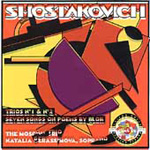 Shostakovich: Piano Trios; Songs (CD)
