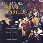 Handel: Israel in Babylon (CD)