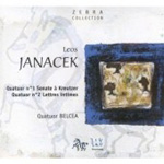 Produktbilde for Janácek: String Quartets Nos 1 and 2 (CD)
