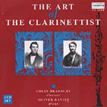 The Art of the Clarinettist (CD)