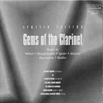 Gems of the Clarinet (CD)