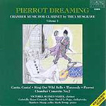 Musgrave: Pierrot Dreaming: Chamber Music for Clarinet, Vol 1 (CD)