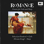 Romance - Encores for Cello & Harp (CD)