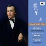 Brahms; Weber: Quintets for Two Cellos (CD)