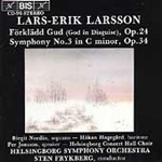 Larsson: Vocal and orchestral works (CD)