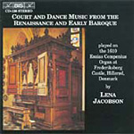 Court and Dance Music from the Renaissance and Early Baroque (CD)