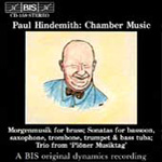 Hindemith: Chamber Works (CD)