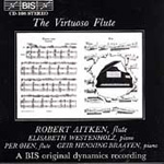 The Virtuoso Flute (CD)