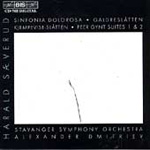 Sæverud: Orchestral Works (CD)