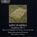 Sumera: Symphony No 5;Music for Chamber Orchestra etc (CD)