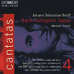 Bach: Cantatas, Vol. 4 (CD)