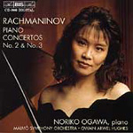 Produktbilde for Rachmaninov: Piano Concertos Nos 2 and 3 (CD)
