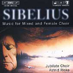 Sibelius: Works for Mixed and Female Choir (CD)