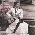 A Saxophone for a Lady (CD)