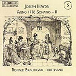 Produktbilde for Haydn: Piano Sonatas (CD)